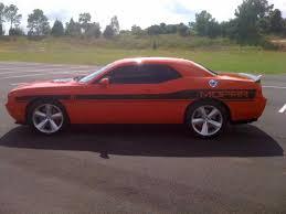 Dodge Challenger Orange - 2008 dodge challenger srt8 hennessey 620 1 4 mile drag racing