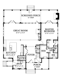master retreat floor plans old oyster retreat 17323 house plan 17323 design from allison