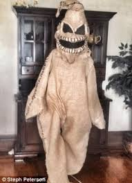 Awesome Scary Halloween Costumes Diy Scary Halloween Masks Burlap Monster Costume Halloween Fun