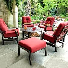 chair cushions red square cushion patio awesome outdoor within 14