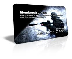 Membership Cards Design Get Your Ebook Cover Your Logo Now Take Your Business Card