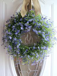 spring wreath for front door uk wreaths fall christmas with lights