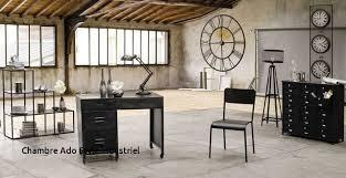 chambre style industrielle chambre adolescent ikea with chambre style industriel chambre