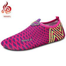 fashion women swimming shoes flats summer beach women shoes