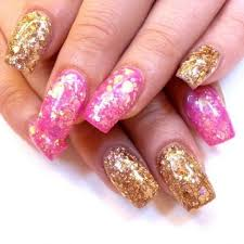 89 best glittery nails images on pinterest glittery nails nail