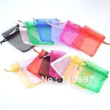 gift bags bulk hot sale free p p wholesale gold stain 7 9cm organza jewelry gift
