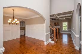 Dining Room Floor by Standard Features Custom Home Builders Augusta Ga
