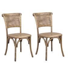 Rattan Kitchen Furniture Rattan Kitchen Chairs Wicker Dining Room New Home Design Simple