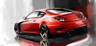 hyundai genesis coupe track edition sema 2010 preview ark track attack genesis coupe 3 8l