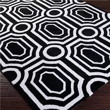 Black White Area Rug 21 Best Black And White Area Rugs Ls And Lighting Fixtures