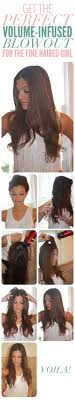 how to cut long hair to get volume at the crown 17 thin hair tips tricks and hacks to get more volume gurl com