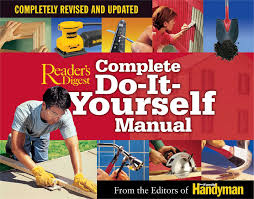 complete do it yourself manual completely revised and updated