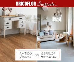 Difference Between Laminate And Vinyl Flooring Amtico Spacia Or Gerflor Creation 55 Glue Down Vinyl Flooring