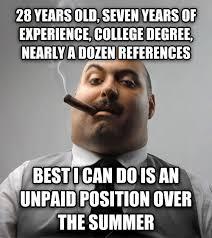 College Degree Meme - livememe com bad guy boss