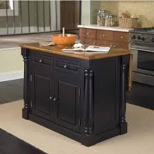 homestyles com kitchen islands monarch kitchen island by home styles with black