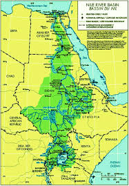 Rivers In Africa Map by Map Of Africa Nile River Valley Popular River 2017