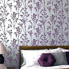 wall stencils for bedrooms wall stencil for bedroom tree stencil art best walls ideas on