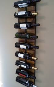 ideas wall mount wine rack wall mounted wooden wine racks