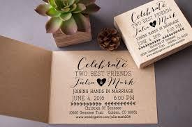 best wedding invitations wedding invitation st custom celebrate best friends diy