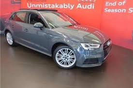 Audi S3 Interior For Sale Audi A3 Cars For Sale In South Africa Auto Mart