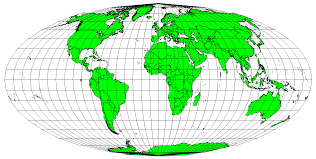 Prime Meridian Map Coordinate Reference Systems