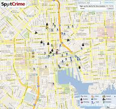 San Jose Ca Crime Map by Spotcrime The Public U0027s Crime Map 2013