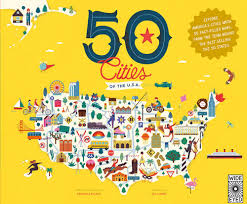 map usa states 50 states with cities the 50 states gabrielle balkan