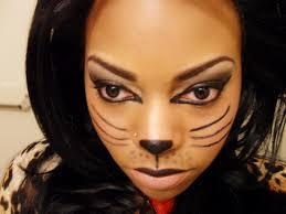 Cheetah Face Makeup For Halloween Face Makeup For Cat Costume Mugeek Vidalondon