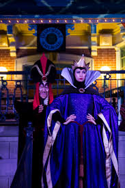 file the evil queen and jaffar at mickey u0027s halloween party jpg