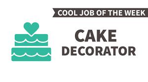 cool job of the week cake decorator youtube