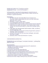 Resume For Medical Representative Job by Resume Sales Medical Equipment