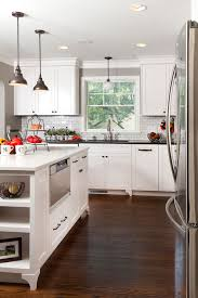 backsplashes for white kitchens white tile backsplash design ideas