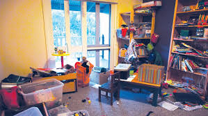 Cluttered House De Clutter Your House With Simple Organising Systems Herald Sun