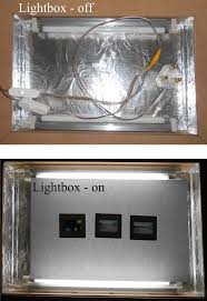 what is a light box used for in art photography as i am basic lightbox