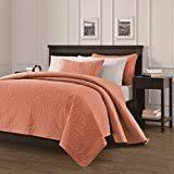 Burnt Orange Comforter King Amazon Com Orange Comforters U0026 Sets Bedding Home U0026 Kitchen