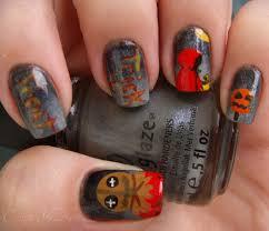 onyx nails october 2012
