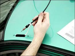 2004 toyota corolla antenna replacement installing a car antenna