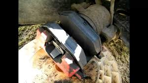 changing brake discs rotors and pads fs iii skoda vw audi youtube