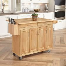 wood top kitchen island august grove epping kitchen island with wood top reviews wayfair