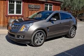 cadillac suv prices what does a 2012 cadillac suv srx cost