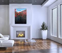 original abstract art 40x30 large canvas art original painting