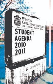 high school agenda designer s delight