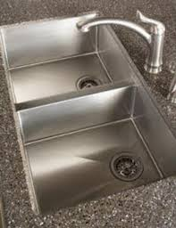 Solid Surface Sinks Kitchen by Karran Edge E120 Stainless Steel Solidsurface Com