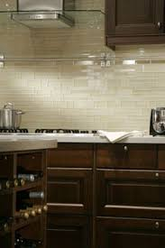 Glass Kitchen Tiles For Backsplash by Love This Glass Tile Backsplash Could Paint Watercolor Style On