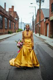 yellow dress 15 yellow dresses for brides who want to channel their inner