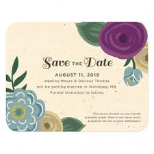 wedding save the date cards plantable seed save the date cards catalog botanical paperworks