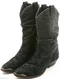 ebay womens cowboy boots size 9 frye black label cus cowboy boots womens 7 5 b true vintage