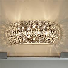 chic crystal bathroom vanity light fixtures design your house app
