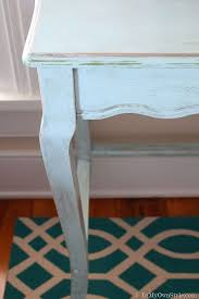 Chalk Paint Desk by A Family Affair Diy Chalk Painted Desk In My Own Style
