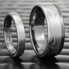 palladium wedding band twisted wood contemporary men s wedding band in palladium
